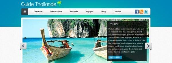 Guide Thaïlande