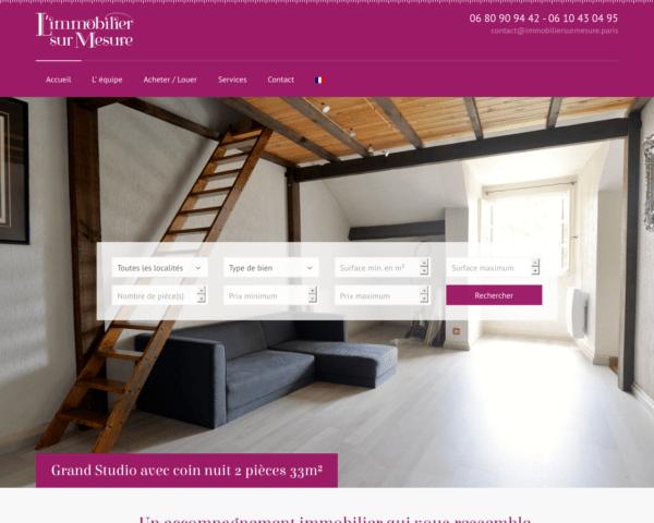 Des services sur mesure pour acquérir un bien immobilier