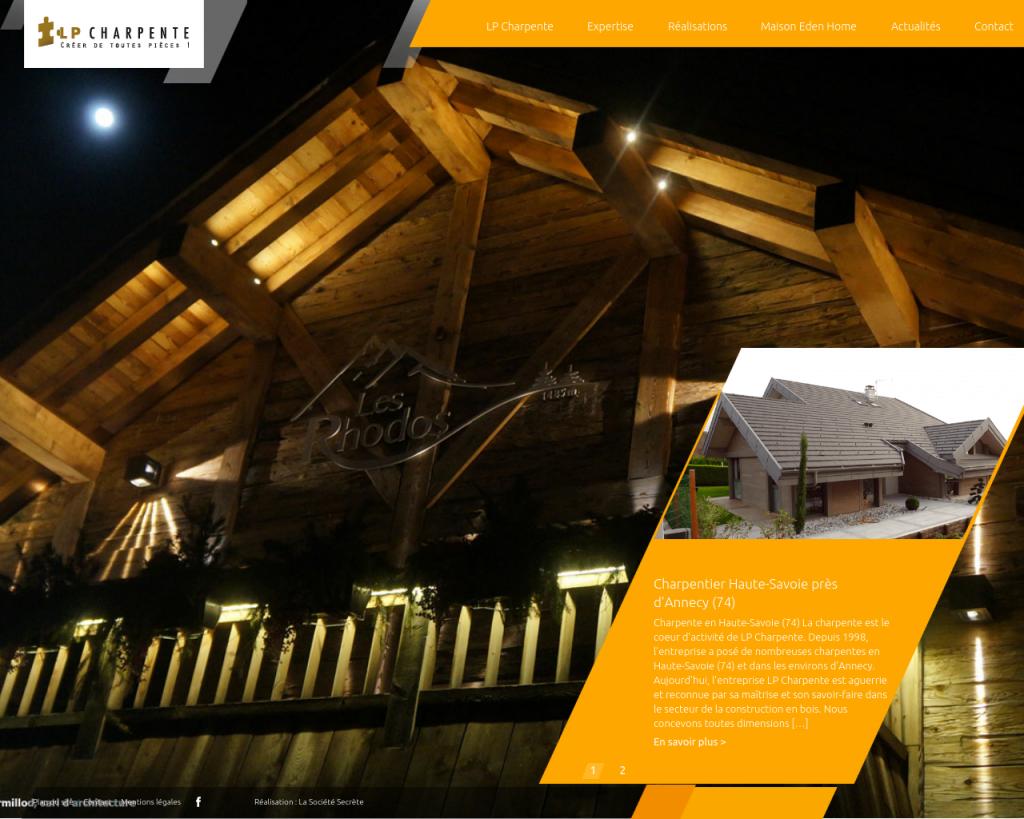 Les avantages d'une maison avec une ossature en bois