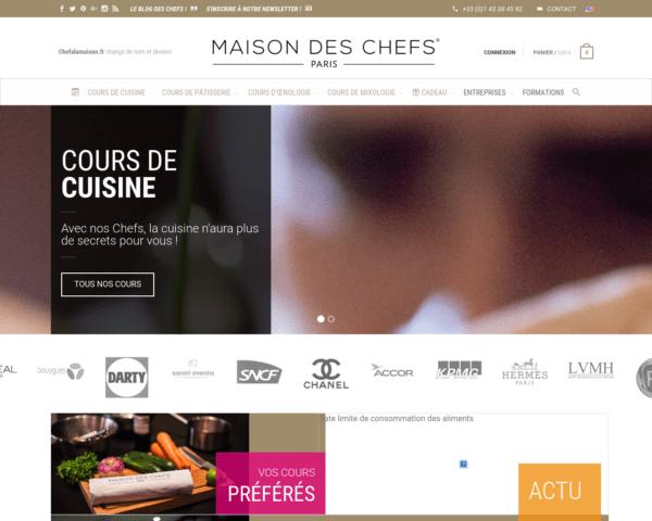 La cuisine des chefs gastronomiques