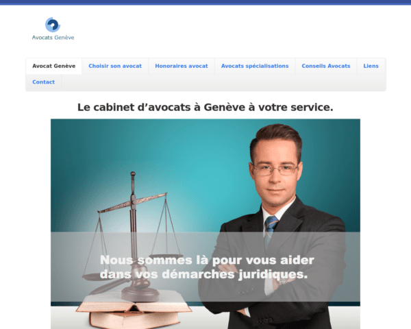 Conseils pour trouver l'avocat qui vous convient à Genève