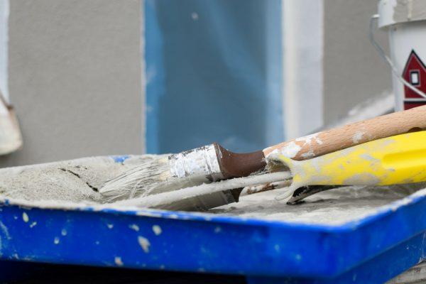 Le prix d'un artisan en peinture